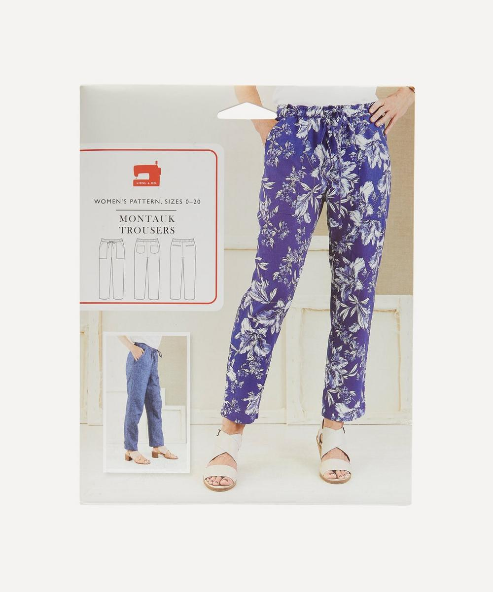 Oliver + S - Montauk Trousers Sewing Pattern