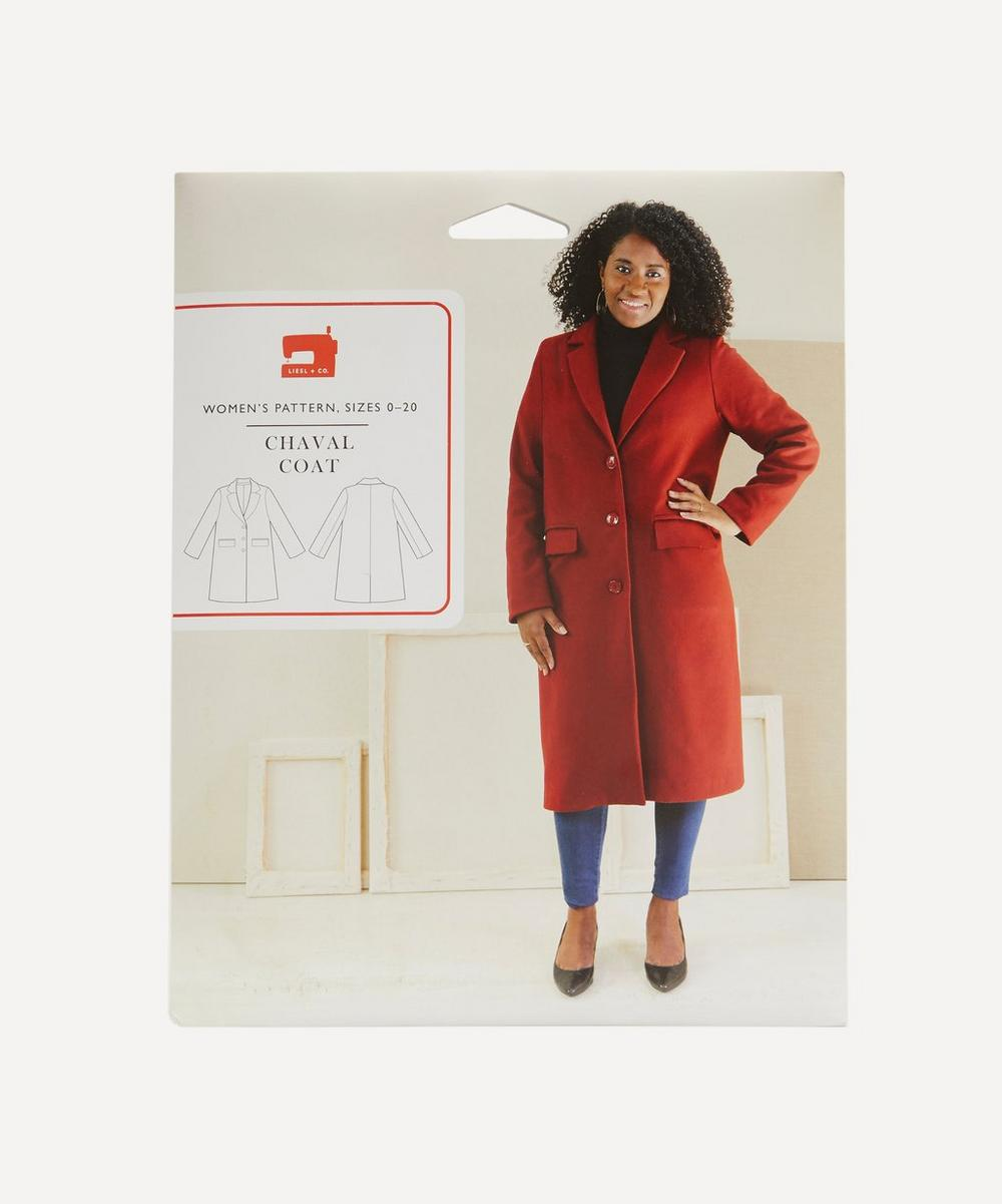 Oliver + S - Chaval Coat Sewing Pattern