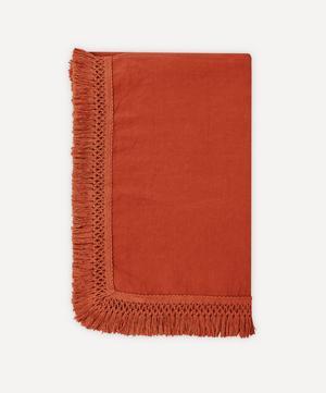 Rosa Linen Tablecloth