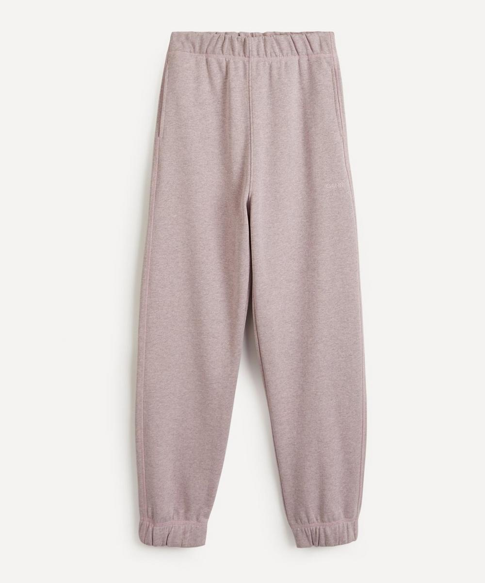 Ganni - Isoli Recycled-Fabric Joggers