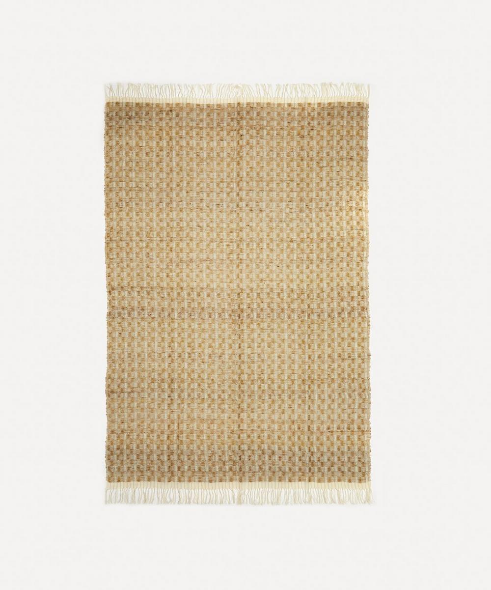 Soho Home - Celio Linen and Silk-Blend Throw