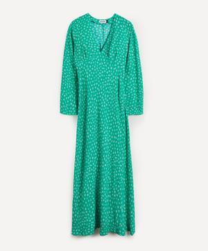 Arielle V-Neck Maxi-Dress