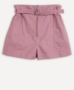 Parana Belted Boxy Shorts