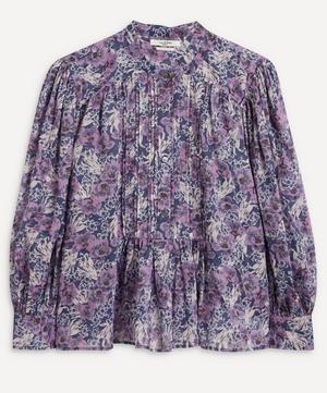 Adigra Floral Shirt