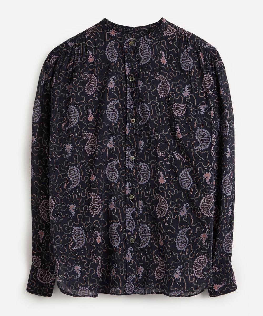 Isabel Marant Étoile - Mexika Sheer Paisley Shirt
