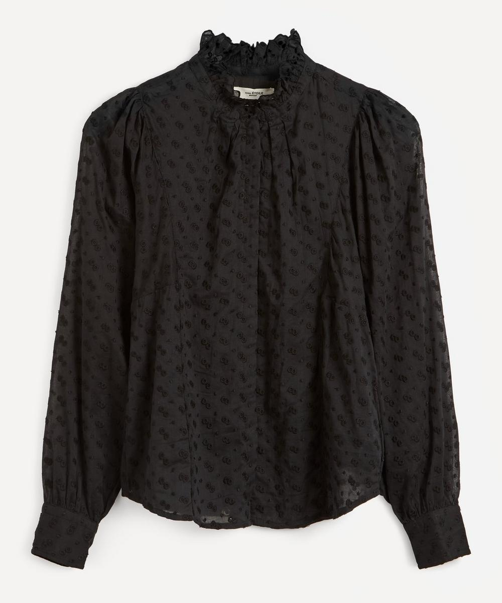 Isabel Marant Étoile - Terzali Embroidered Shirt