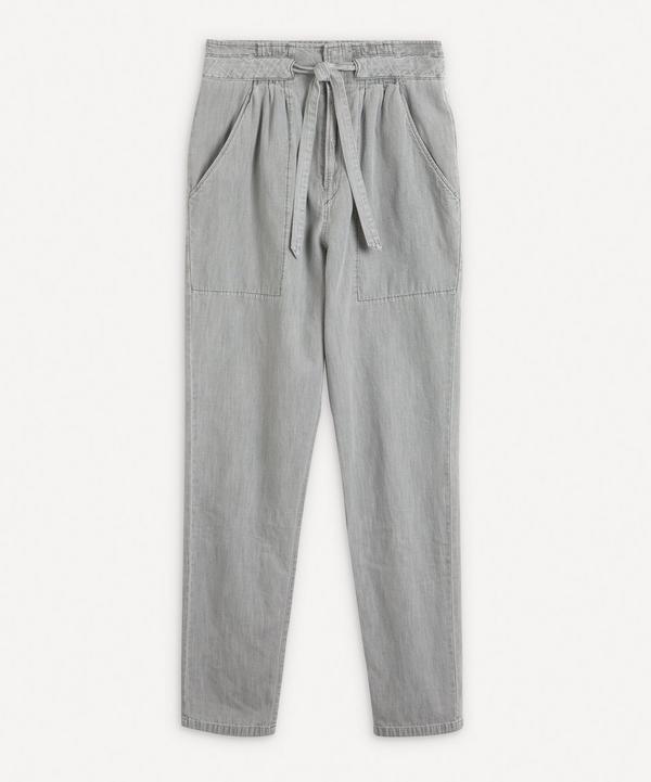 Isabel Marant Étoile - Muardo Tapered Drawstring Trousers