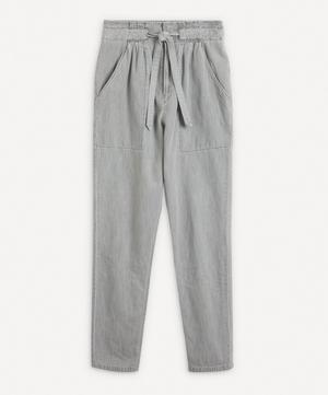 Muardo Tapered Drawstring Trousers