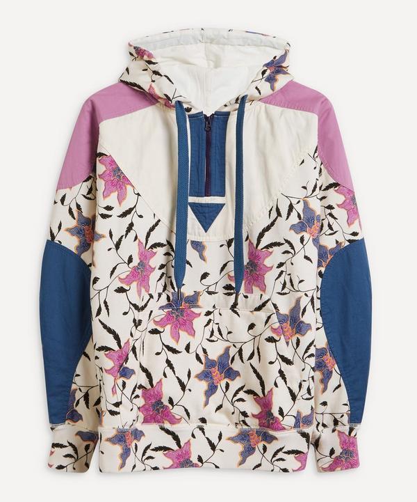 Isabel Marant Étoile - Nanselia Floral Hooded Sweatshirt