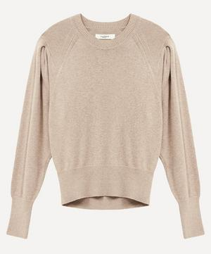 Charlise Cotton-Wool Jumper