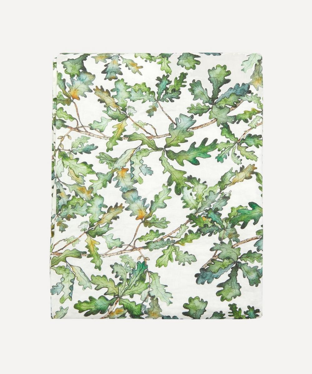 Bertioli by Thyme - Oak Leaf Printed Tablecloth 160 x 260cm