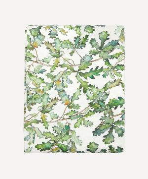 Oak Leaf Printed Tablecloth 160 x 260cm