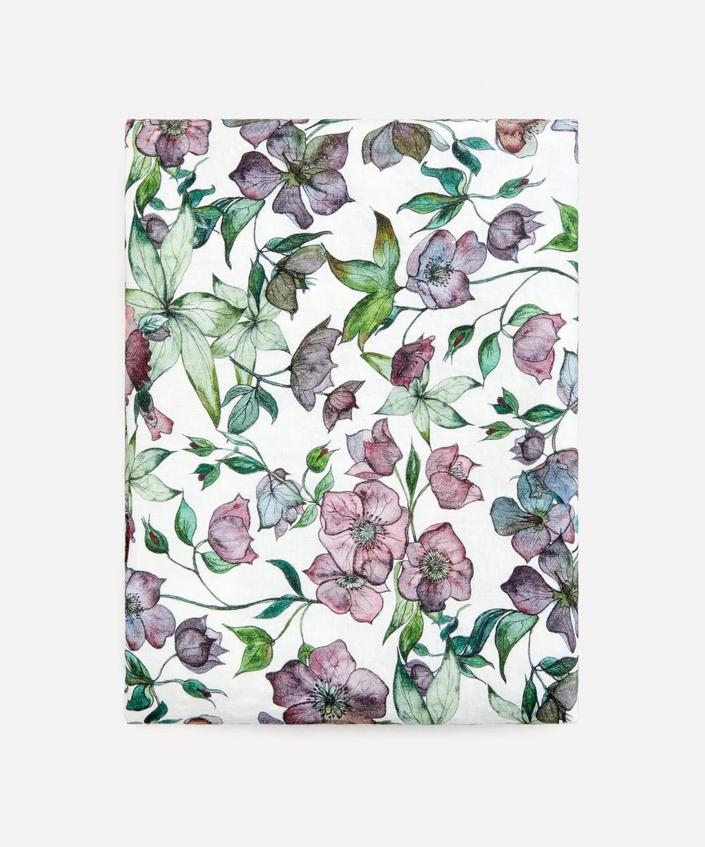 Bertioli by Thyme - Hellebore Printed Tablecloth 160 x 260cm