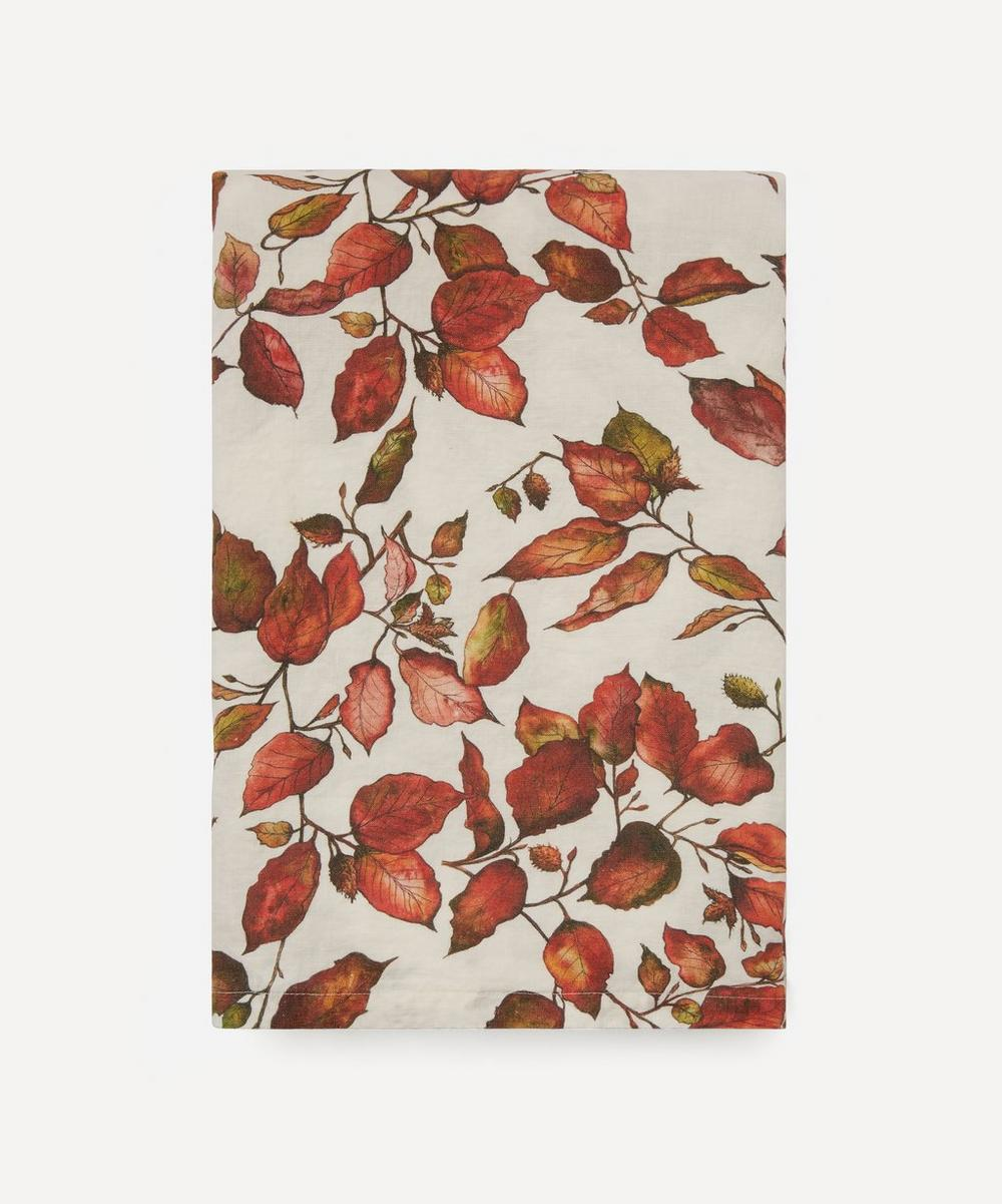 Bertioli by Thyme - Copper Beech Printed Tablecloth 160 x 320cm