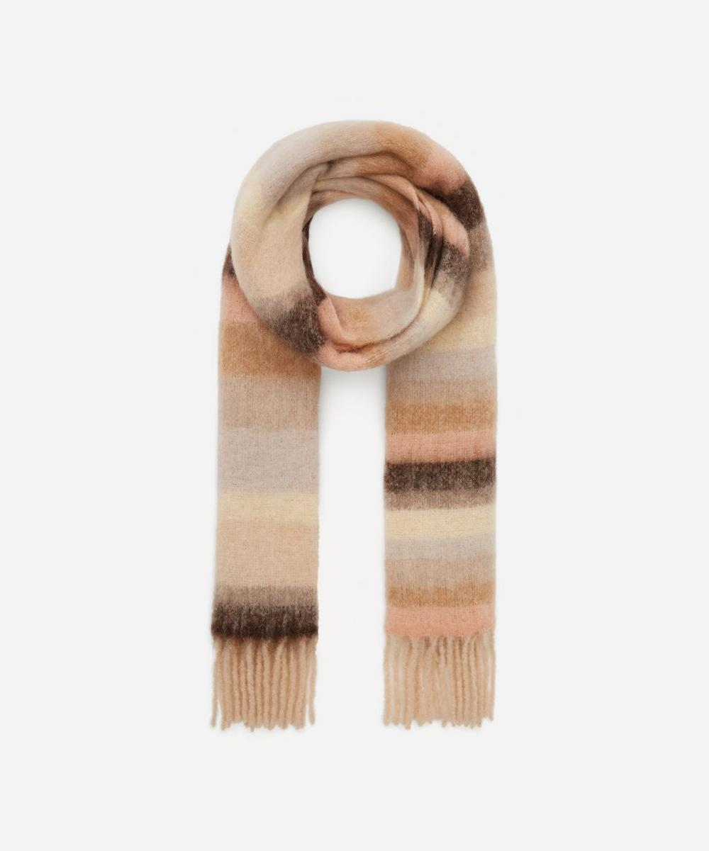 Holzweiler - Ibisco Stripe Alpaca-Blend Scarf