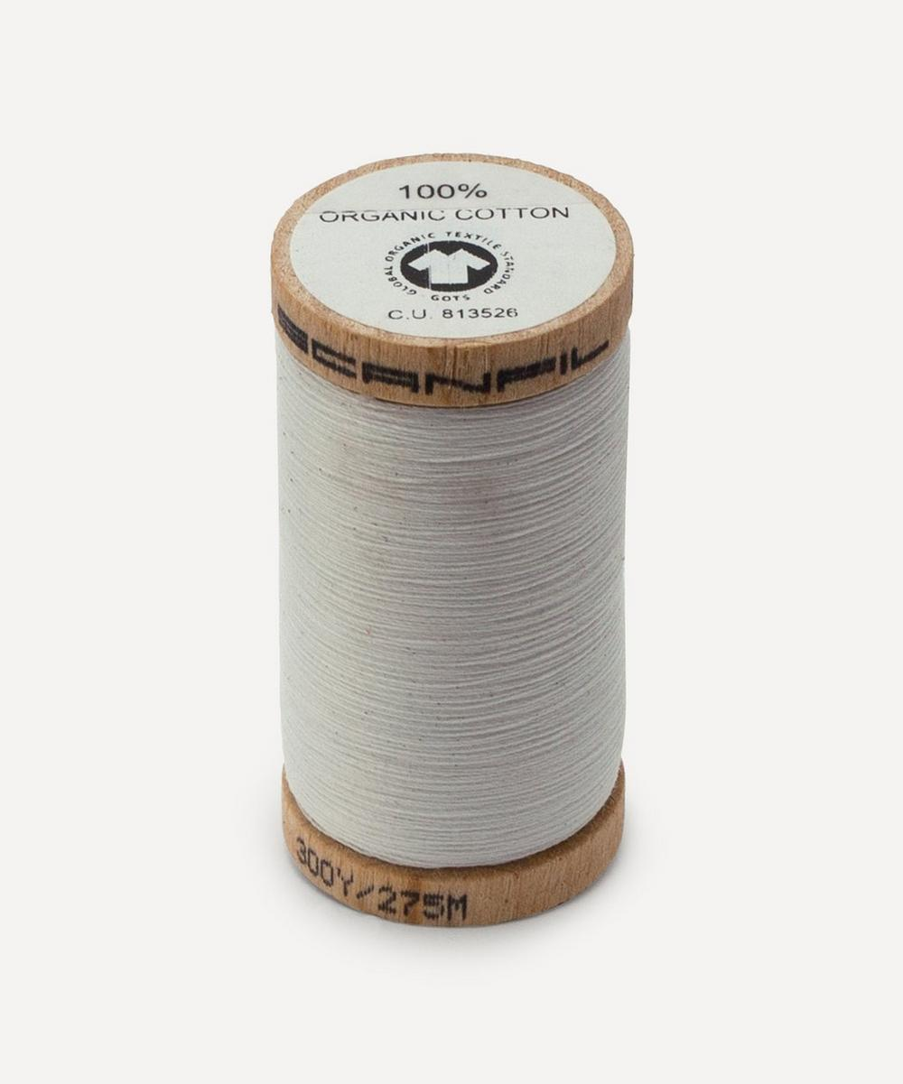 Scanfil - White Organic Cotton Thread