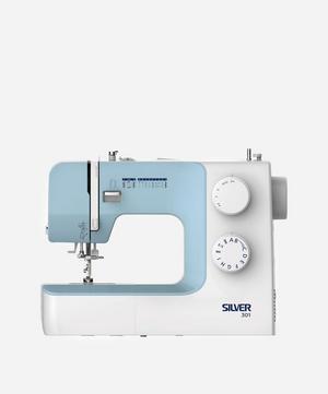 Silver 301 9-Stitch Mechanical Sewing Machine