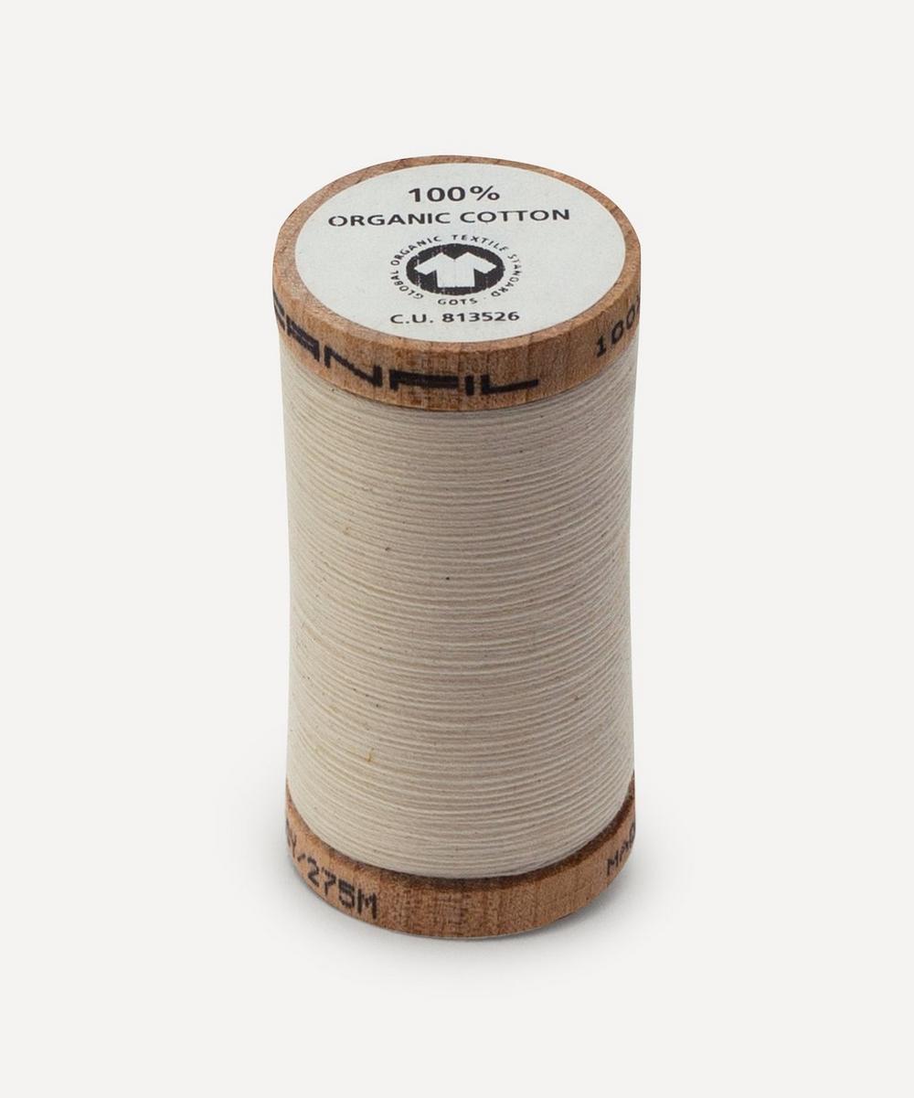 Scanfil - Cream Organic Cotton Thread