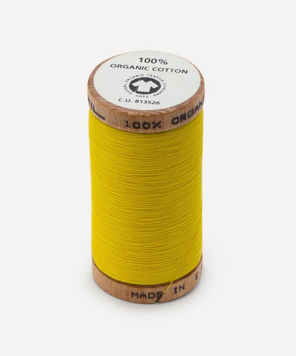 Scanfil - Yellow Organic Cotton Thread