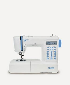 Silver 197 197-Stitch Computerised Sewing Machine