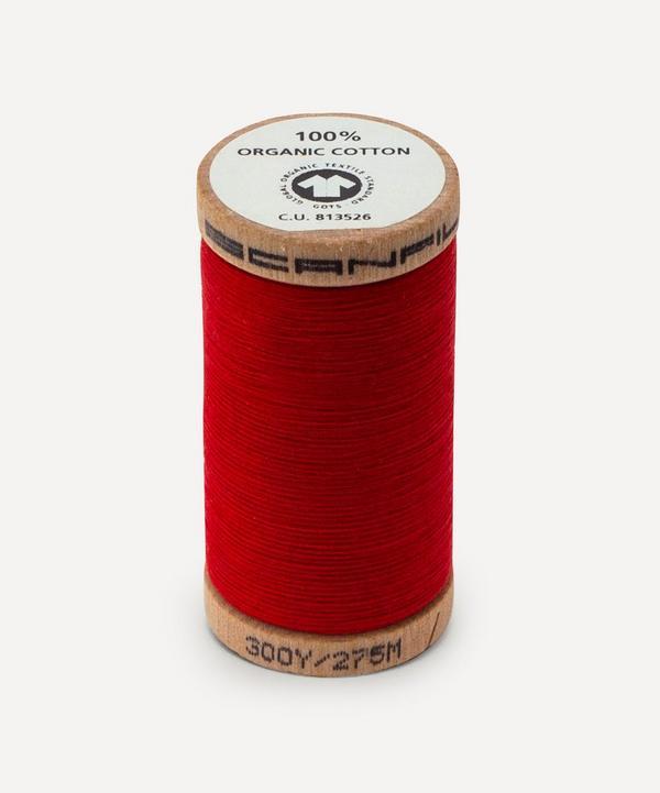 Scanfil - Red Organic Cotton Thread