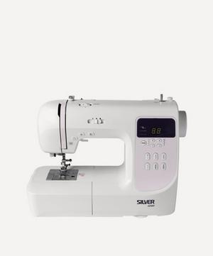 Silver 1040 80-Stitch Computerised Sewing Machine