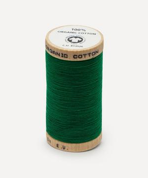 Mid-Green Organic Cotton Thread