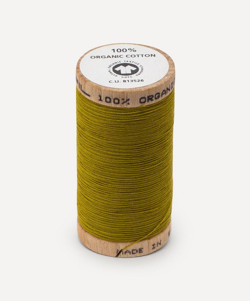 Scanfil - Lime Green Organic Cotton Thread