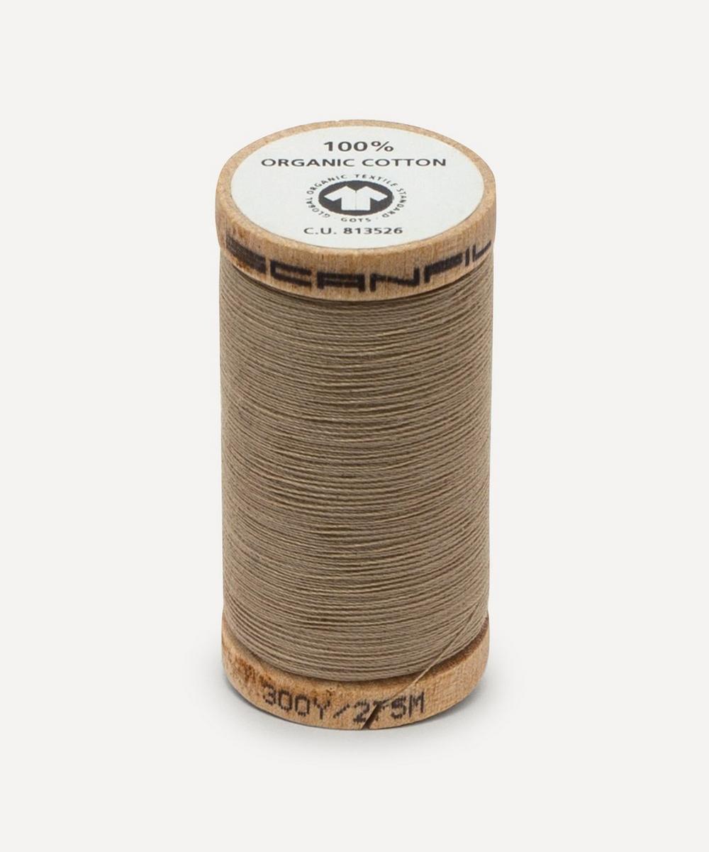 Scanfil - Mid-Beige Organic Cotton Thread