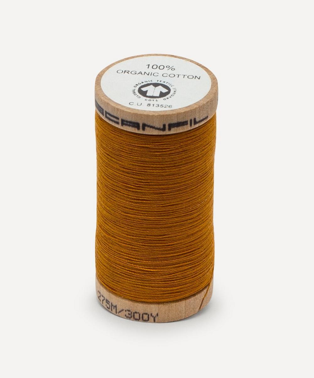 Scanfil - Burnt Orange Organic Cotton Thread