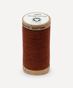 Mid-Brown Organic Cotton Thread