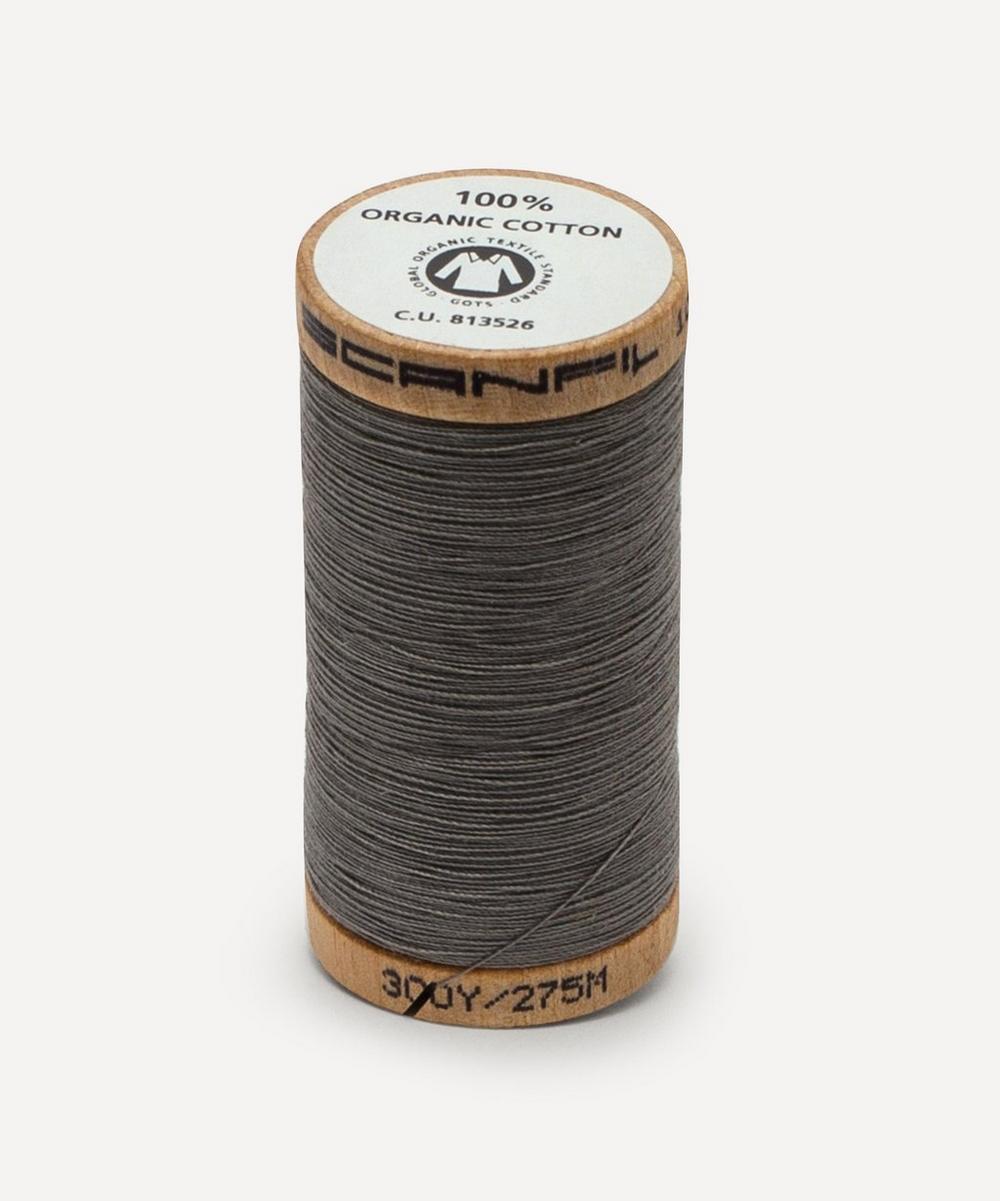 Scanfil - Mid-Grey Organic Cotton Thread
