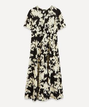 Noise Print Mose Dress