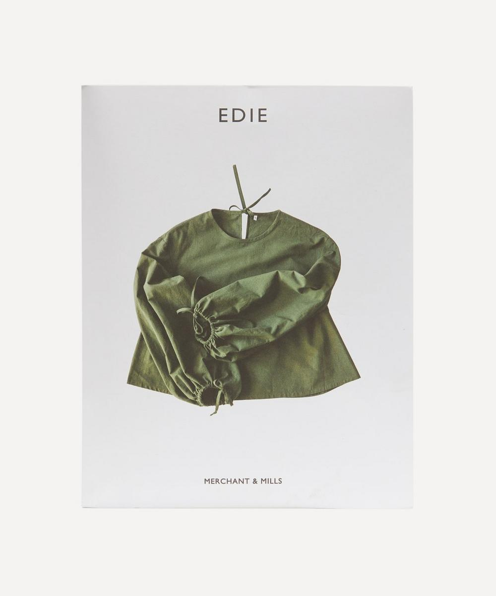 Merchant & Mills - The Edie Sewing Pattern