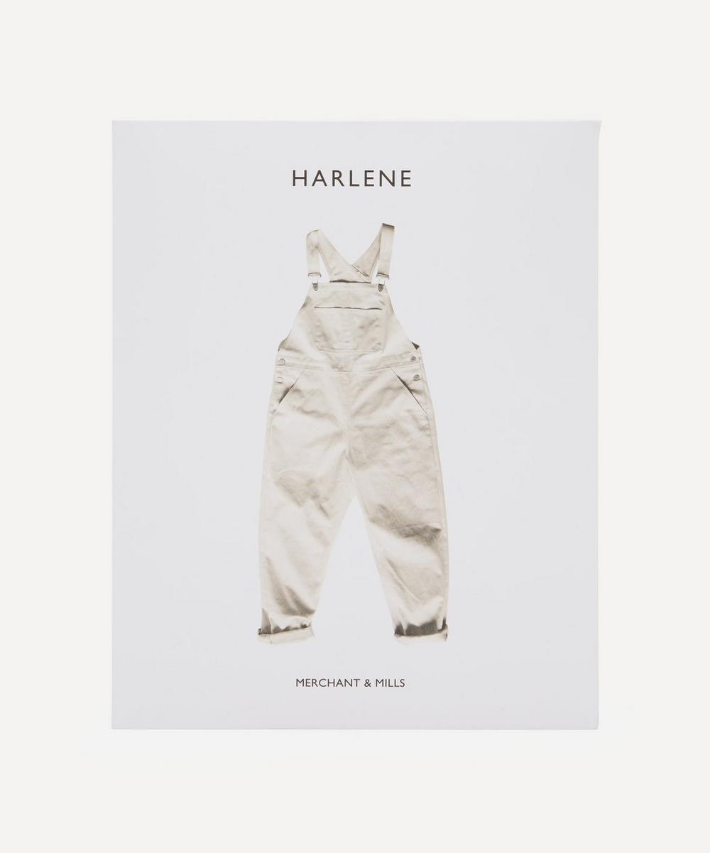 Merchant & Mills - The Harlene Sewing Pattern