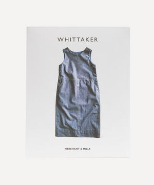 The Whittaker Sewing Pattern