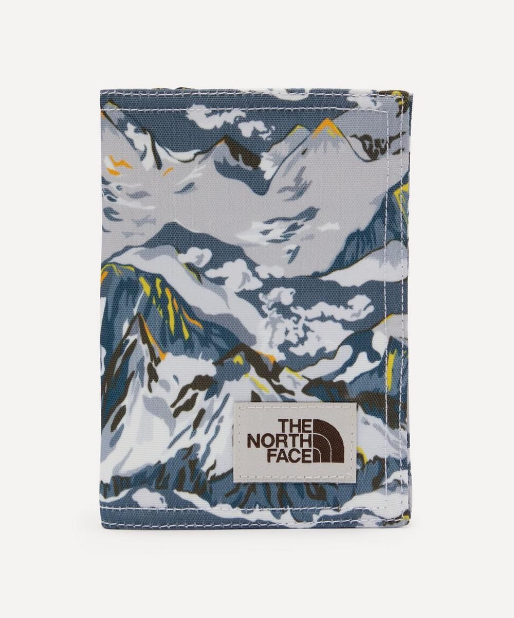 The North Face - x Liberty Travel Wallet