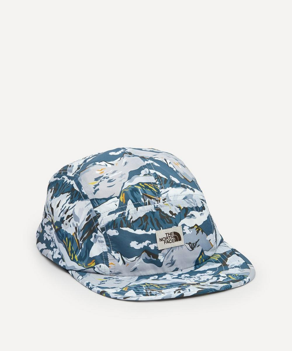 The North Face - x Liberty Five Panel Cap image number 0