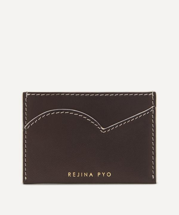 Rejina Pyo - RP Leather Card Holder