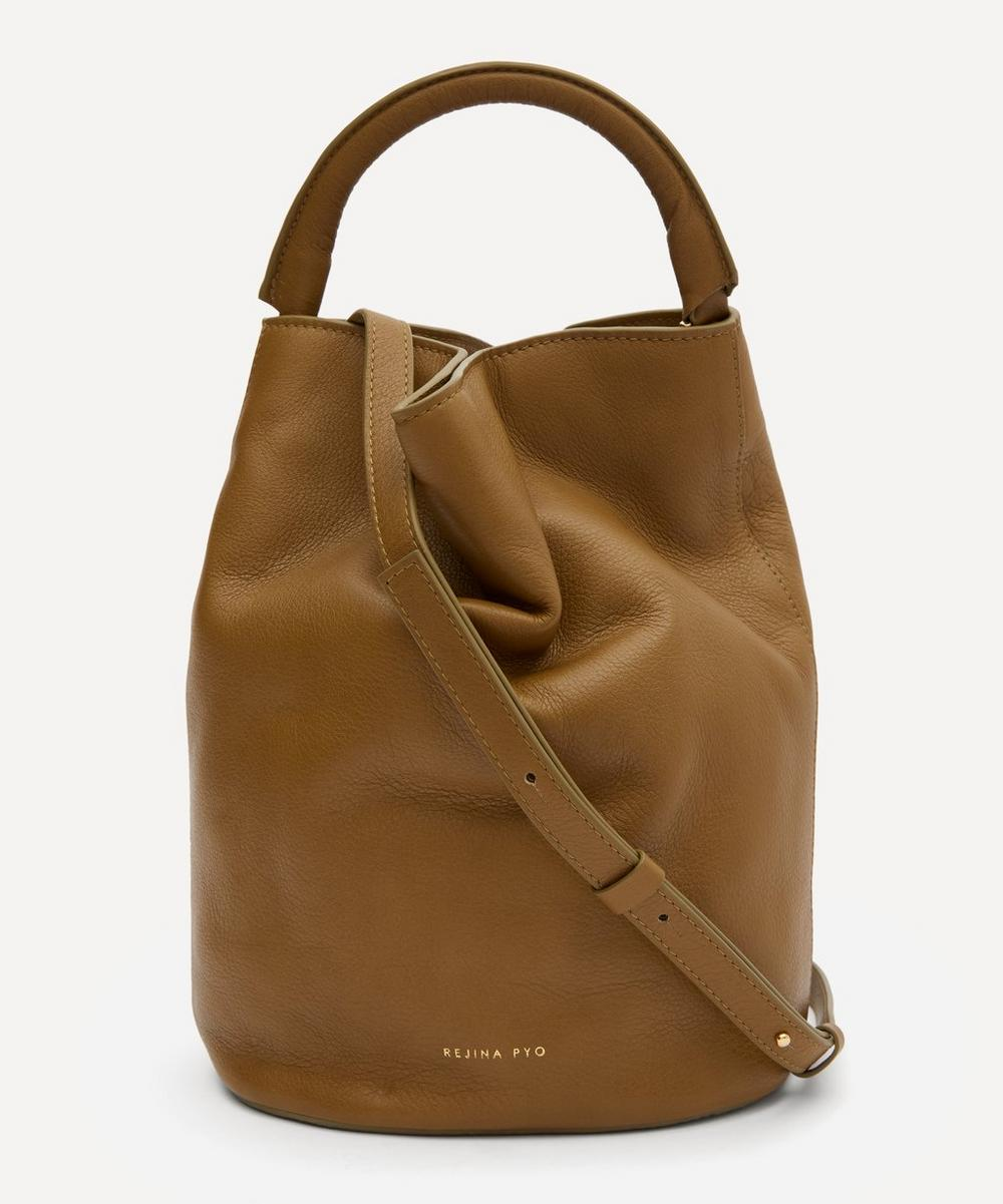Rejina Pyo - Joni Leather Bucket Bag