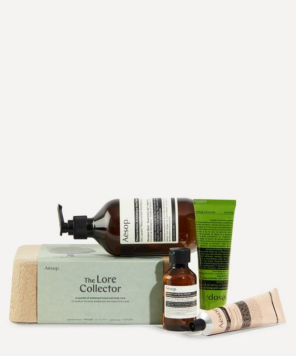Aesop - The Lore Collector Hands and Body Gift Kit