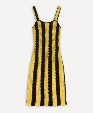 Leba Striped Knitted Dress