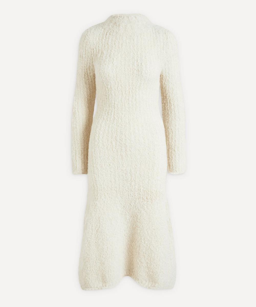MOZH MOZH - Aftab Super-Fine Long-Sleeve Dress