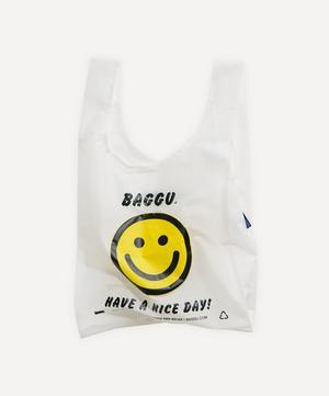 Standard Baggu Reusable Nylon Shopping Bag
