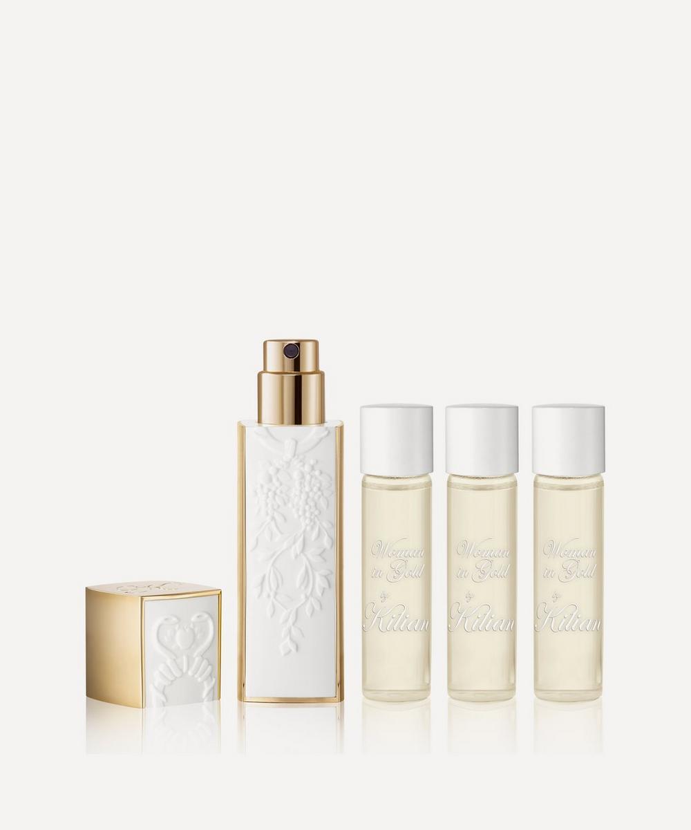 Kilian - Woman in Gold Eau de Parfum Travel Set 4 x 7.5ml