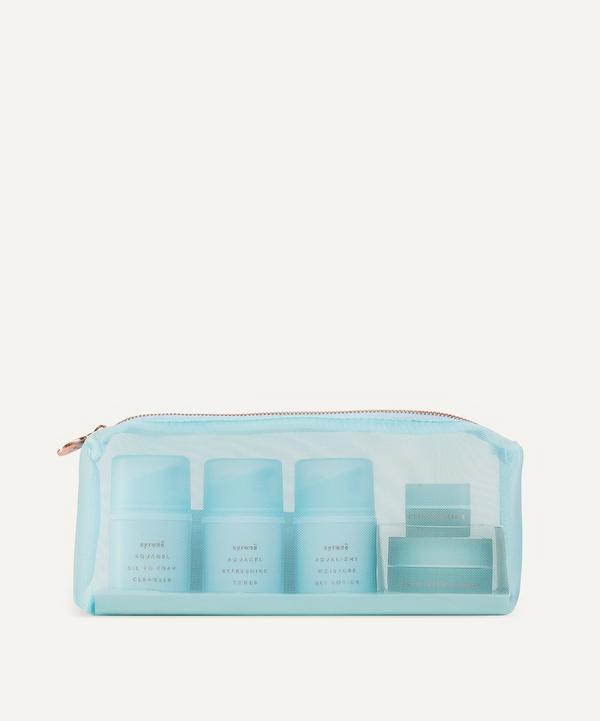Syrene - Aqua Travel Companion Set