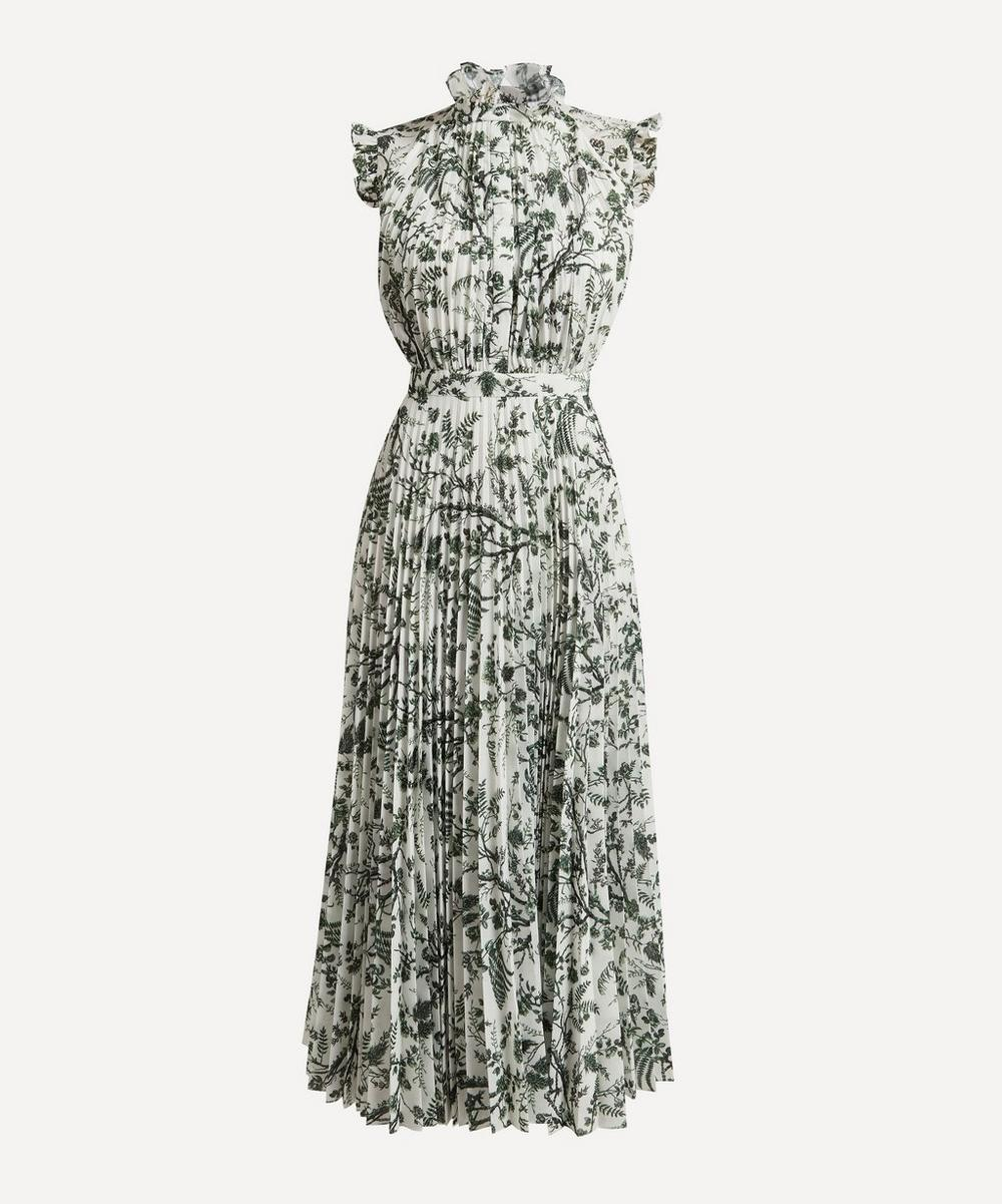 Erdem - Roisin Wild Fern Voile Dress