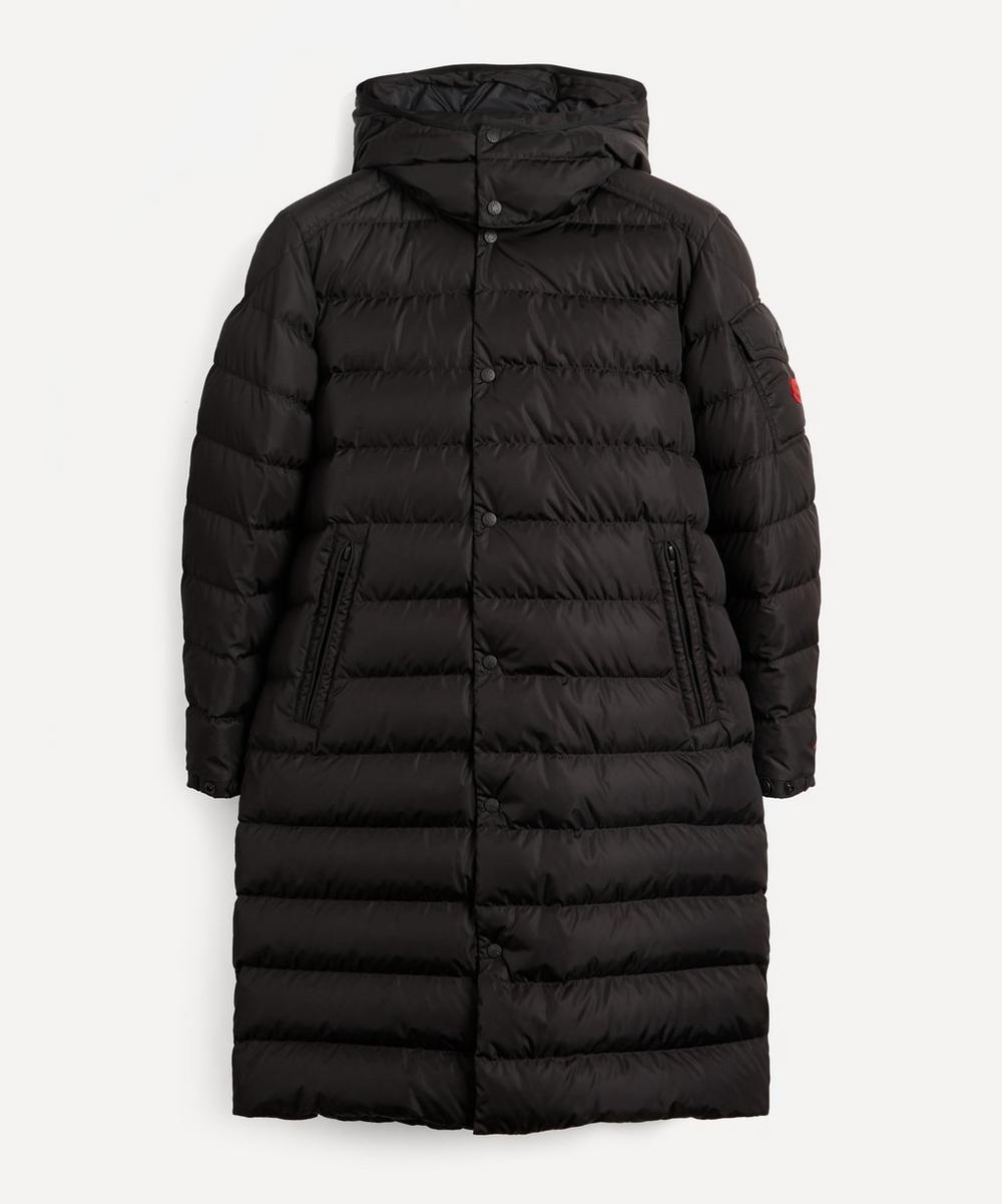 Moncler - Exclusive Born To Protect Nicasse Recycled Nylon Long Padded Parka Jacket