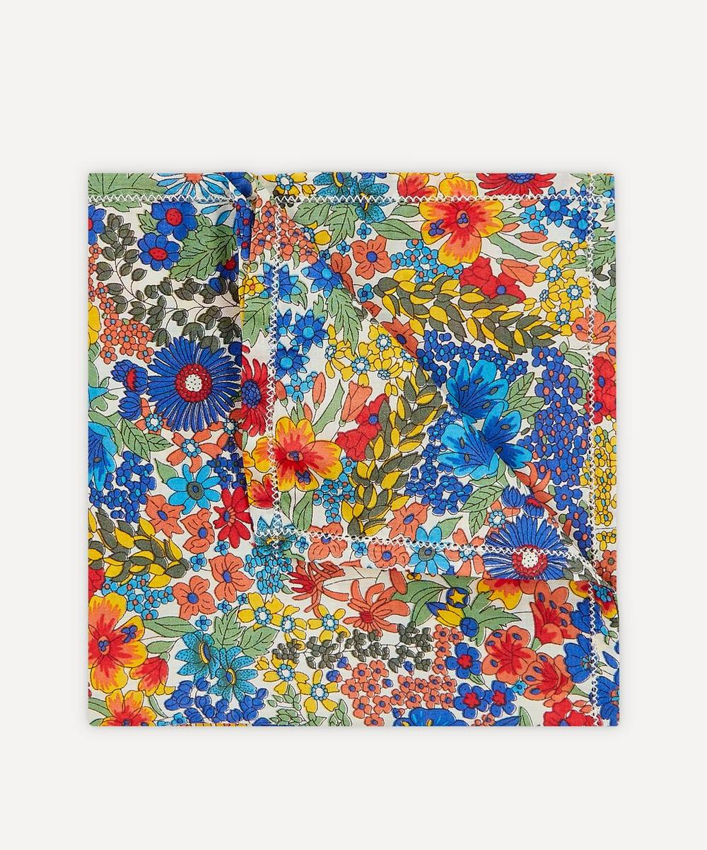 Liberty - Margaret Annie Small Cotton Handkerchief