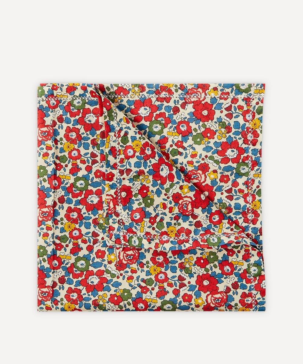 Liberty - Betsy Ann Small Cotton Handkerchief